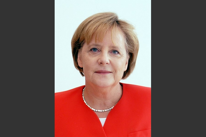 Angela Merkel is one of the most famous female leaders in Germany.