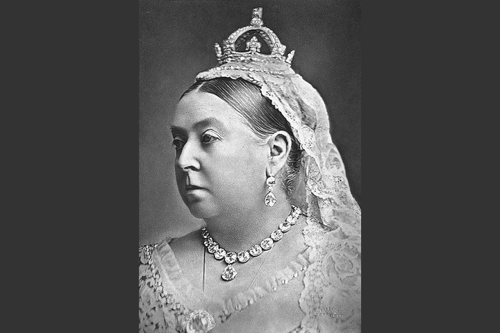 Queen Victoria is one of the most famous female leaders in England.