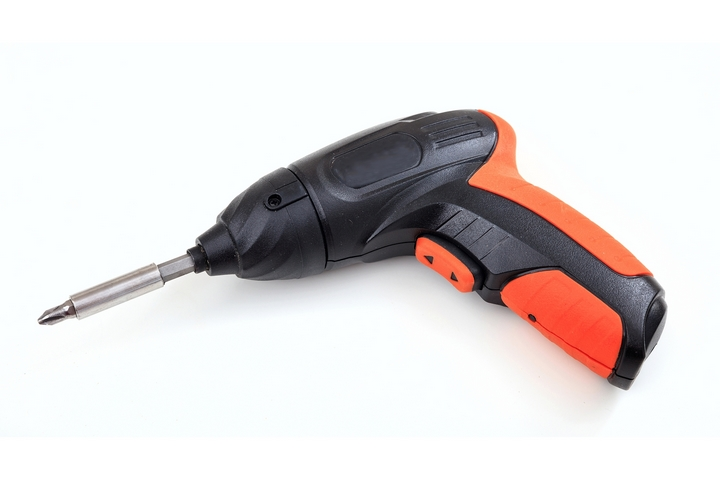 4d545ed6719de4 A cordless screwdriver could also be useful power tools for women,  especially if you feel like your hand just isn't strong enough to tighten  screws properly ...