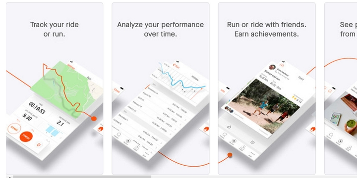 Strava - Best bike app for cyclists & joggers
