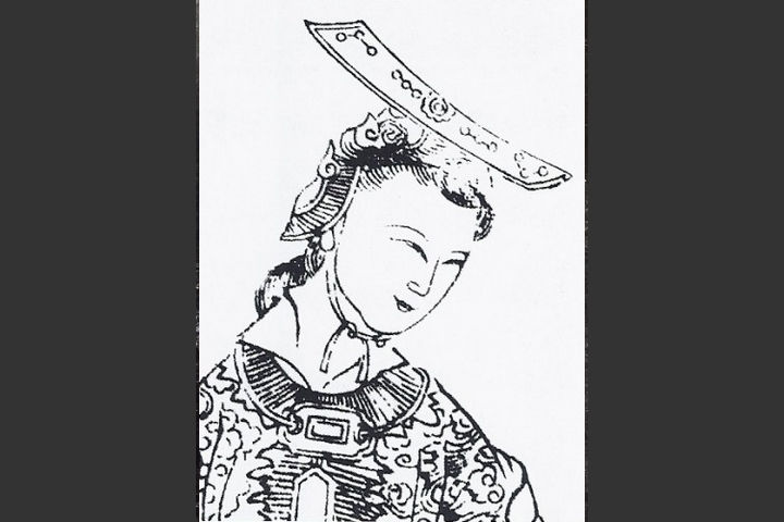 Wu Zetian is one of the most famous female leaders in Chinese history.
