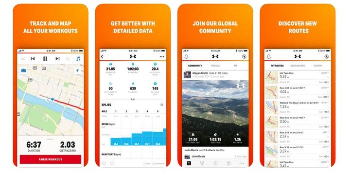 MapMyRide - Best bike app for athletes