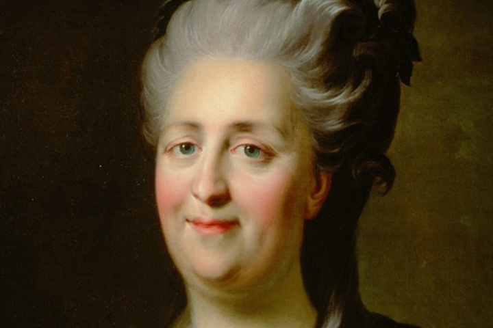 Catherine VII is one of the most famous female leaders in Russia.