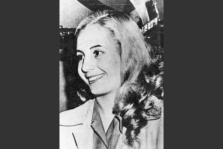 Eva Perón is one of the most famous female leaders in Argentina.