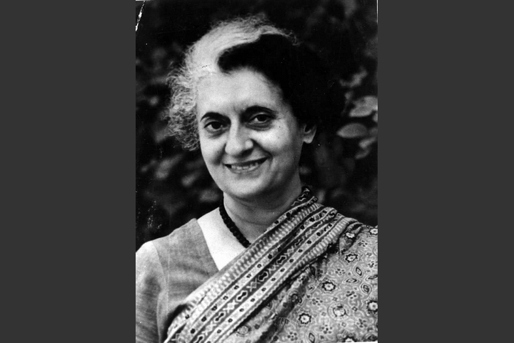 Indira Gandhi was one of the most famous female leaders in India.